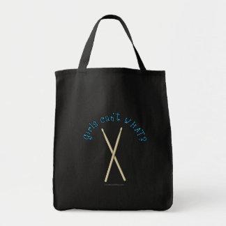 Drum Sticks Canvas Bags
