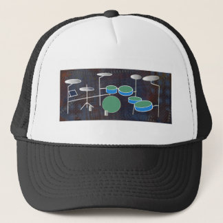 Drum World Trucker Hat