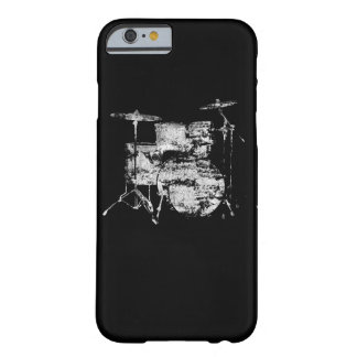 drumkit barely there iPhone 6 case