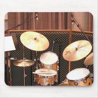drumkit mouse pad