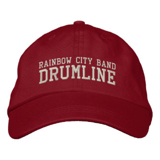 Drumline Embroidered Hat