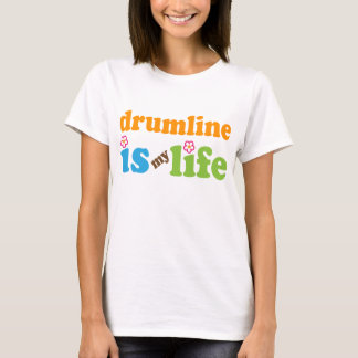 Drumline Gift Girls T-Shirt
