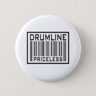 Drumline Priceless 2 Inch Round Button