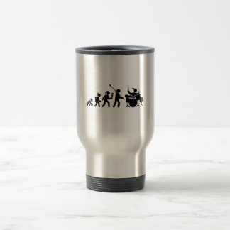 Drummer 15 Oz Stainless Steel Travel Mug