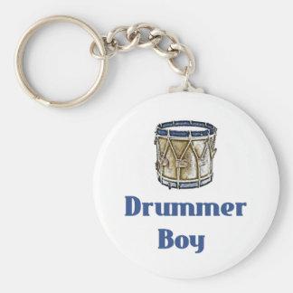 Drummer Boy Keychain