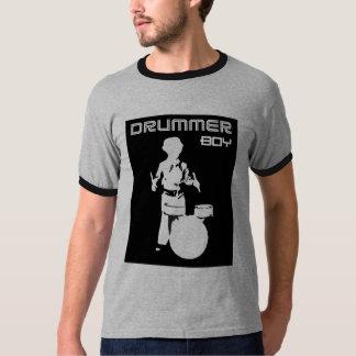 Drummer Boy tee