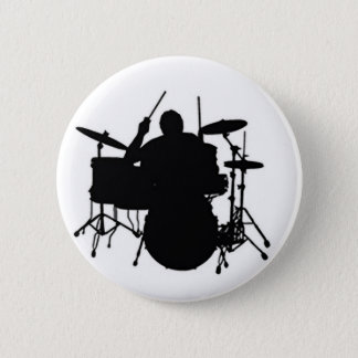 Drummer button