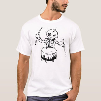 drummer doll T-Shirt