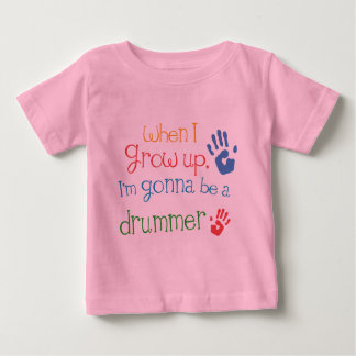 Drummer (Future) Infant Baby T-Shirt