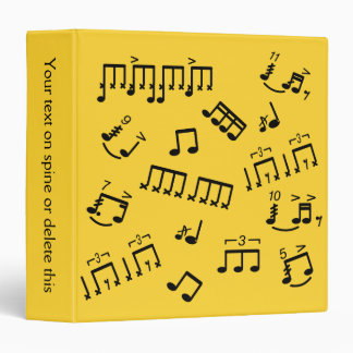 Drummer Gift Folder Drums Percussion Music Notes Binder