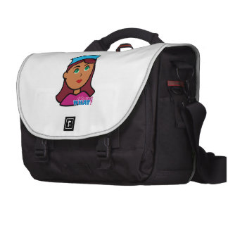 Drummer Girl Bag For Laptop