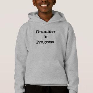 Drummer In Progress