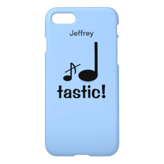 Drummer iphone7 Case for Drummers Flam Tastic Note