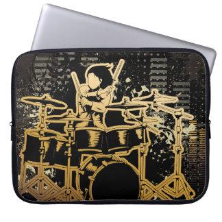 Drummer Laptop Sleeve
