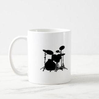 Drummer Love Coffee Mugs