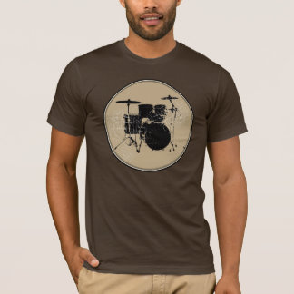 drummer of the band, cool rock drums T-Shirt