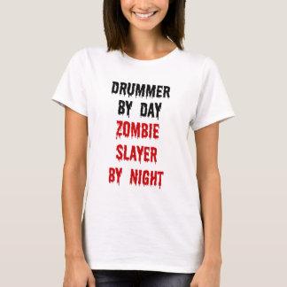 Drummer Zombie Slayer T-Shirt