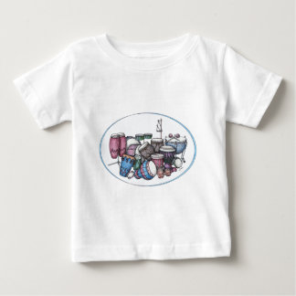 Drummer's Array Baby T-Shirt
