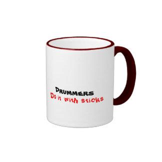 Drummers Coffee mug