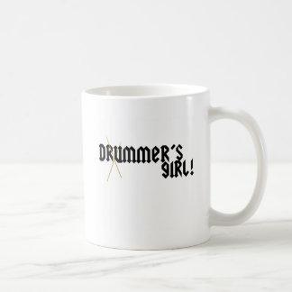 Drummer's Girl! Coffee Mug