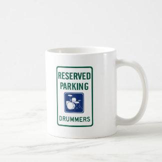 Drummers Parking Mug