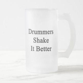 Drummers Shake It Better Coffee Mug