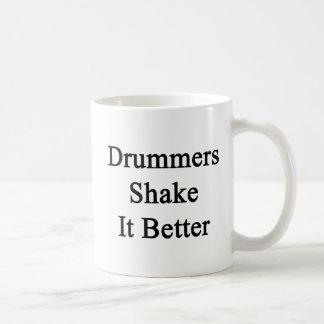 Drummers Shake It Better Mug