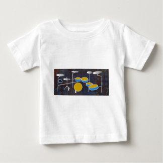 Drumming Along! Baby T-Shirt