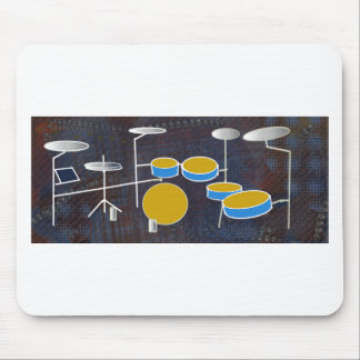 Drumming Along! Mouse Pad