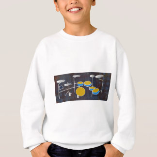 Drumming Along! Sweatshirt