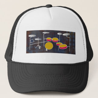 Drumming Fun! Trucker Hat