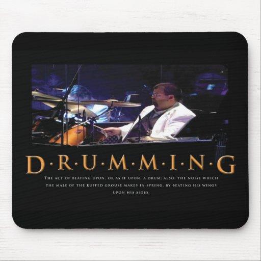 Drumming Mousepad