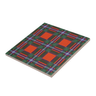 Drummond Scottish Tartan Tile