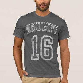 Drumpf 2016 font Donald Drumpf encore T-shirt