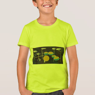Drums and more Drums. T-Shirt