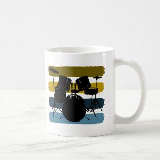 Drums and Stripes Mug