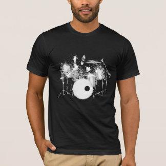 Drums - Black T-Shirt