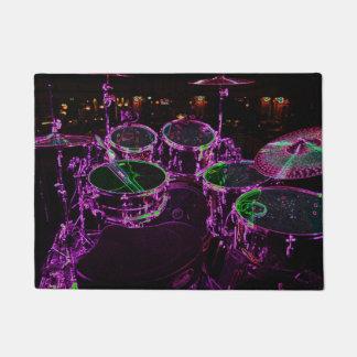 Drums Doormat