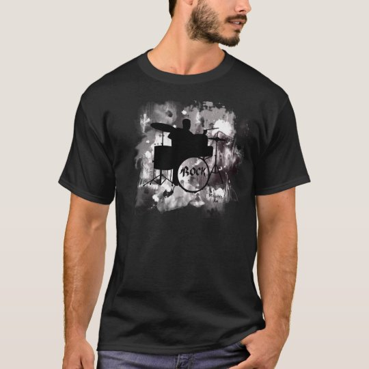 Drums Graffiti Shirt