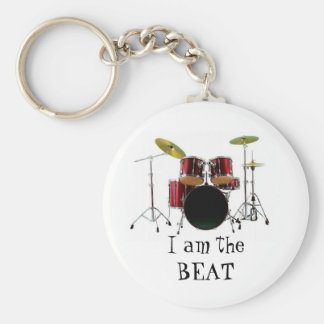 drums, I am theBEAT Keychain