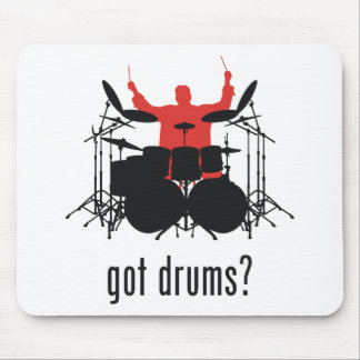 Drums Mouse Pads