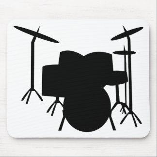 drums mouse mats