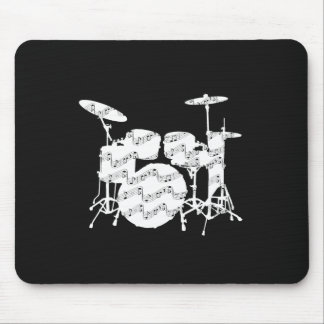 Drums Percussion Mouse Pad