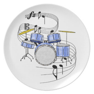 Drums Plates