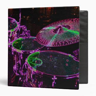Drums - Ring Binder