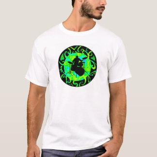 DRUMS THE CIRCLE T-Shirt