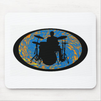 Drums the Souled Mouse Pad