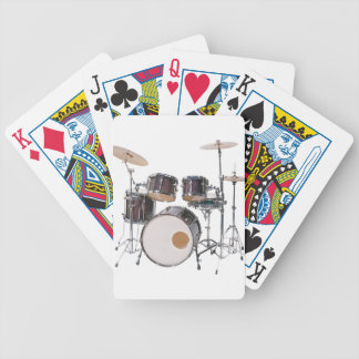 Drums Tools Percussion Music Concert Bicycle Playing Cards