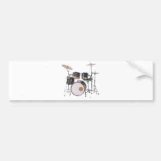 Drums Tools Percussion Music Concert Bumper Sticker