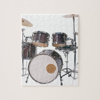 Drums Tools Percussion Music Concert Jigsaw Puzzle